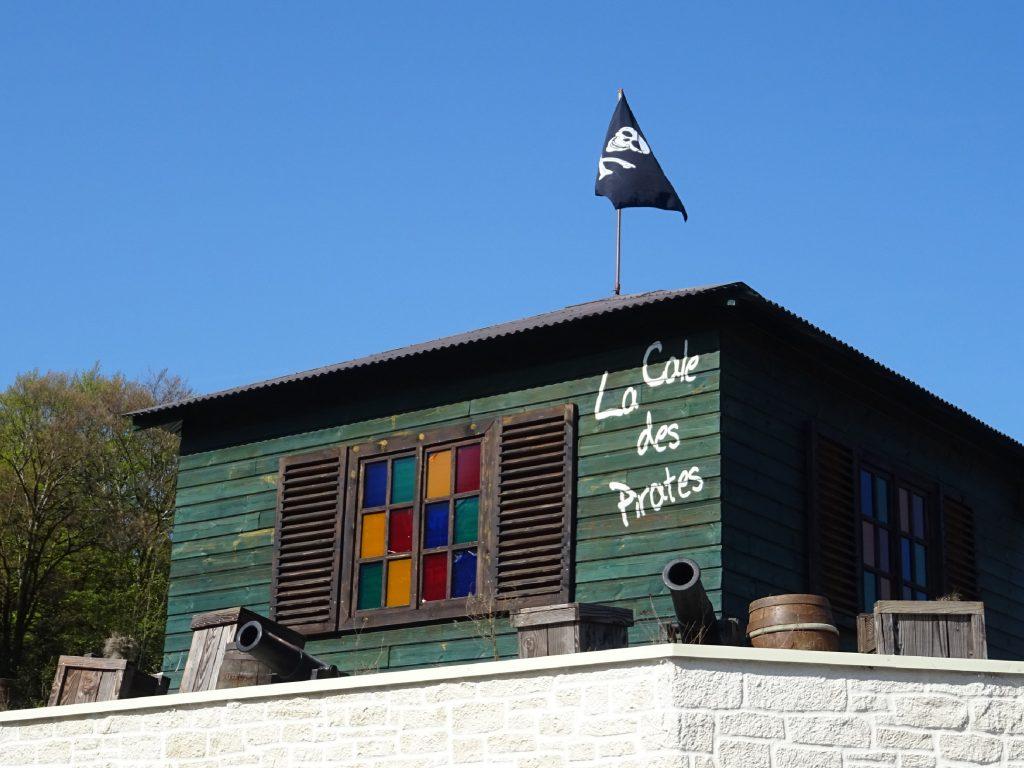 Welcome to La Cale des Pirates !