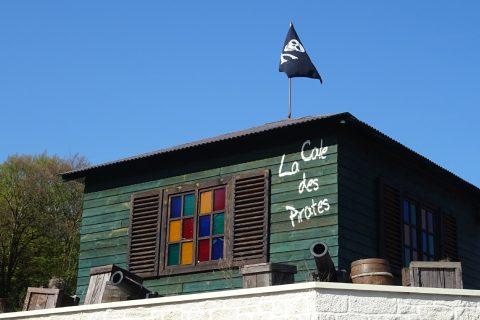 La Cale des Pirates