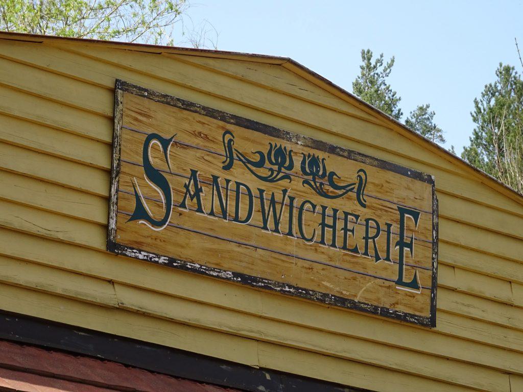 Bar à sandwichs