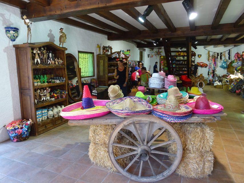 Mexican Shop