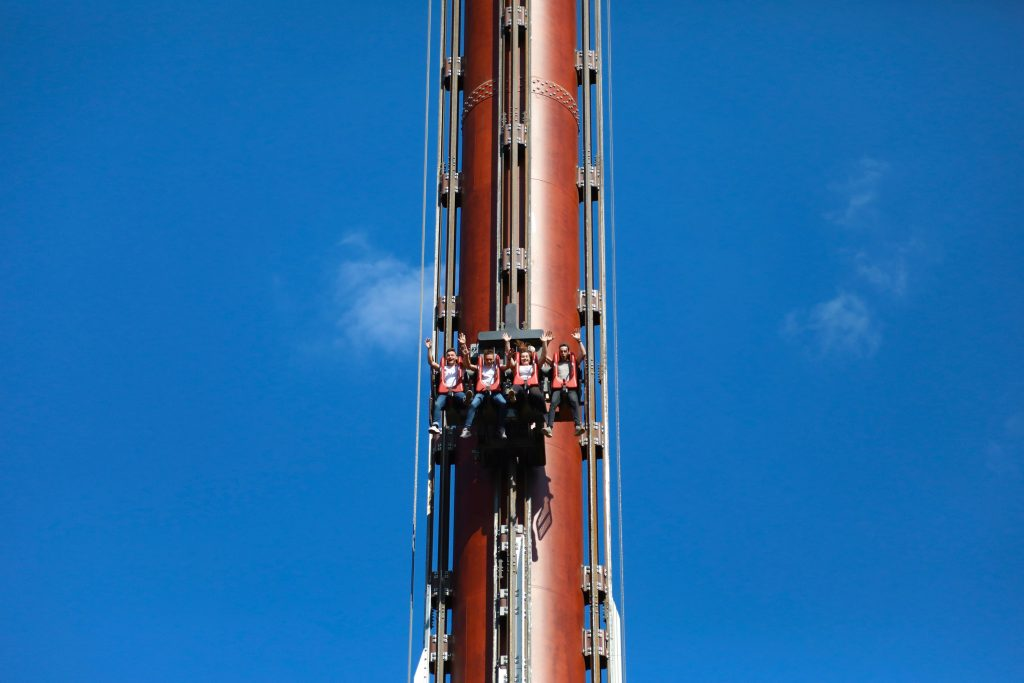 The fall tour for thrill seekers.