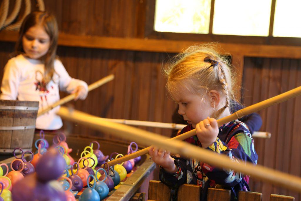 Skill games for children