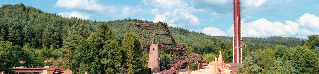Parc d'attractions dans les Vosges