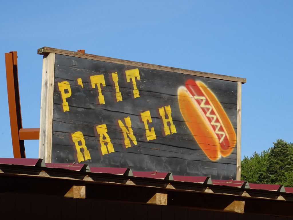 Welcome to the P'tit Ranch !